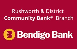 Rushworth and District Community Bank Branch - Bendigo Bank